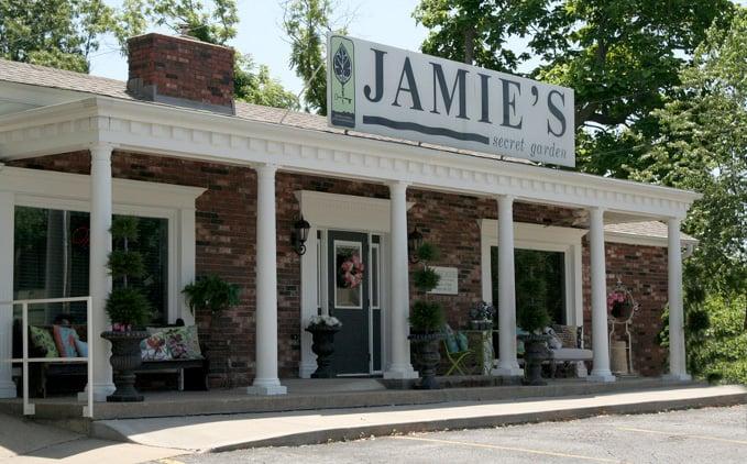Jamie's Secret Garden: 811 N Woodbine Rd, Saint Joseph, MO