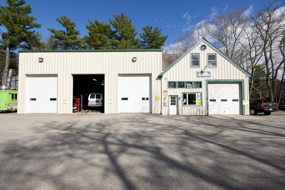 Towing business in Wells, ME