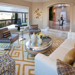 Photo Of Rachelle Cuny Design Walnut Creek Ca United States Living Room