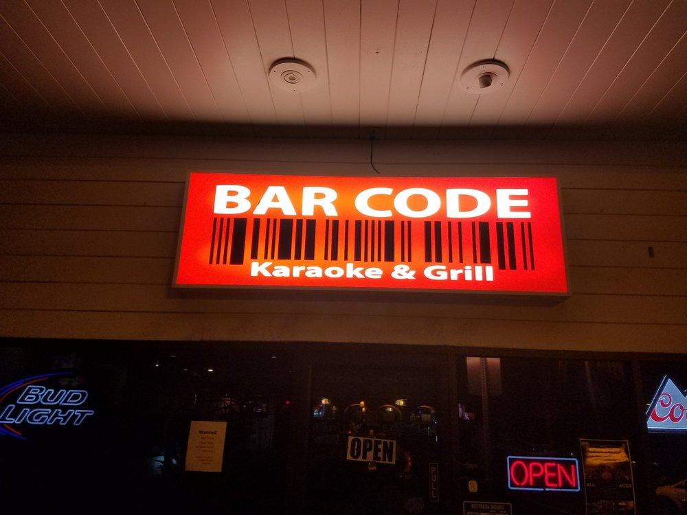 BAR CODE Karaoke & Grill