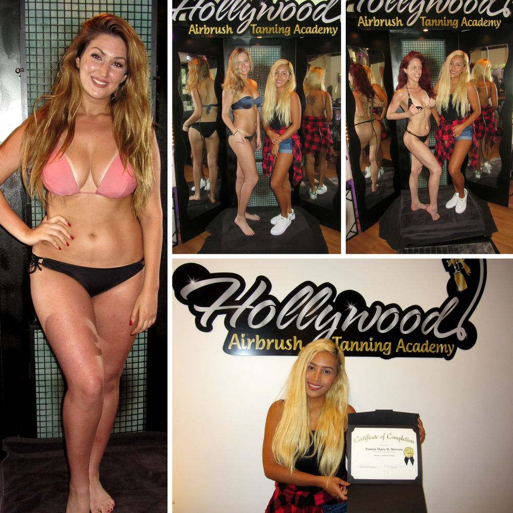 Hollywood Airbrush Tanning Academy 58 Photos 12 Reviews