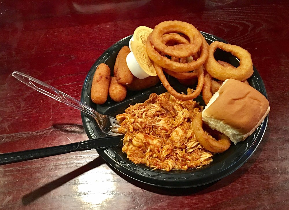 Big Ed's Chicken Pit: 105 W Peachtree Dr, High Point, NC