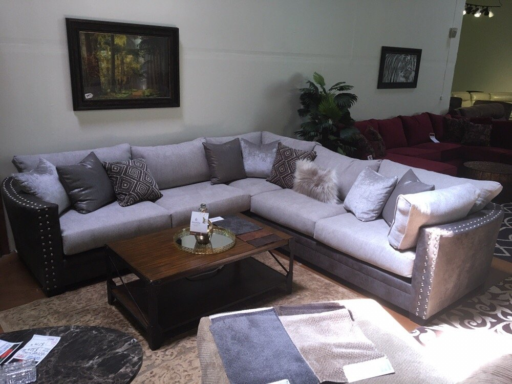 Furniture Xperts Rancho Cordova Of Designer Sectional Awesome Yelp