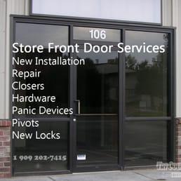 Storefront Doors commercial doors repair - door sales/installation - 13403 kirkwood