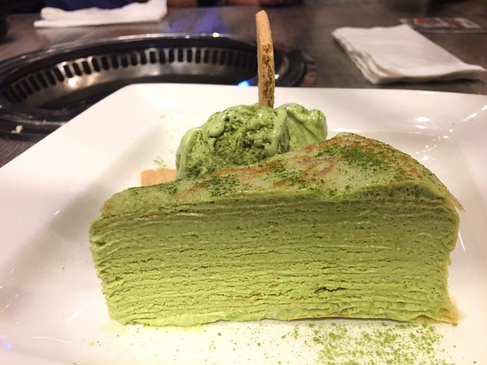 Shipped Crepe Cake