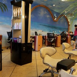 Photo Of Ocean Luxury Nail And Spa   Phoenix, AZ, United States. Ocean