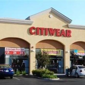 Citiwear clothing store