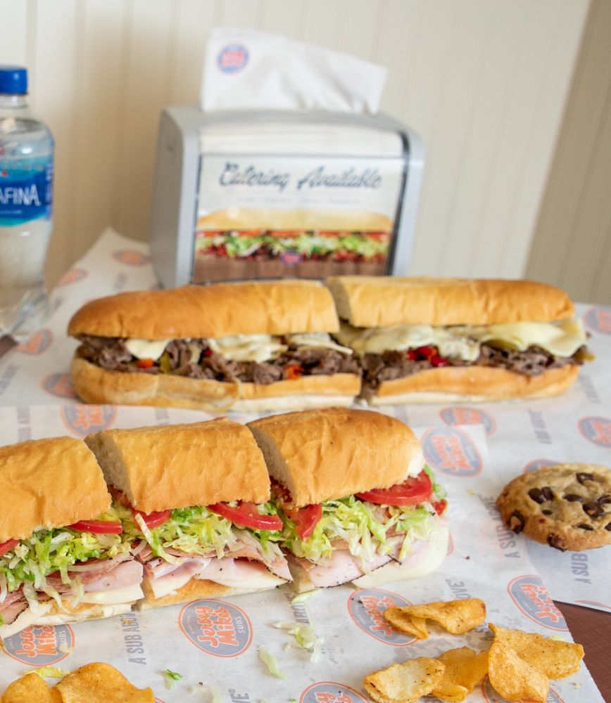 Food from Jersey Mike's Subs