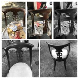 Beau Photo Of Able Furniture Repair   Palm Coast, FL, United States. Chair That