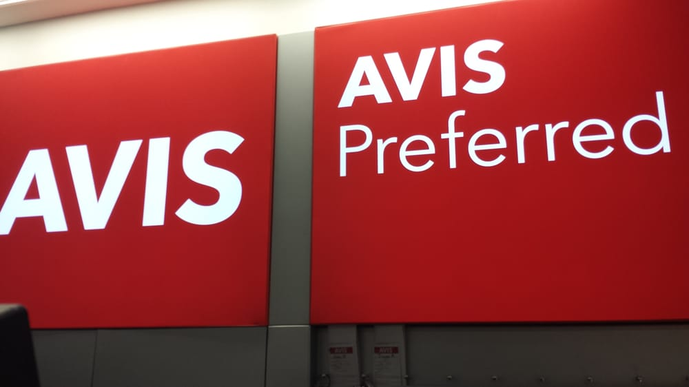 Avis Rent A Car Car Rental 6018 Airport Cir Sarasota Fl