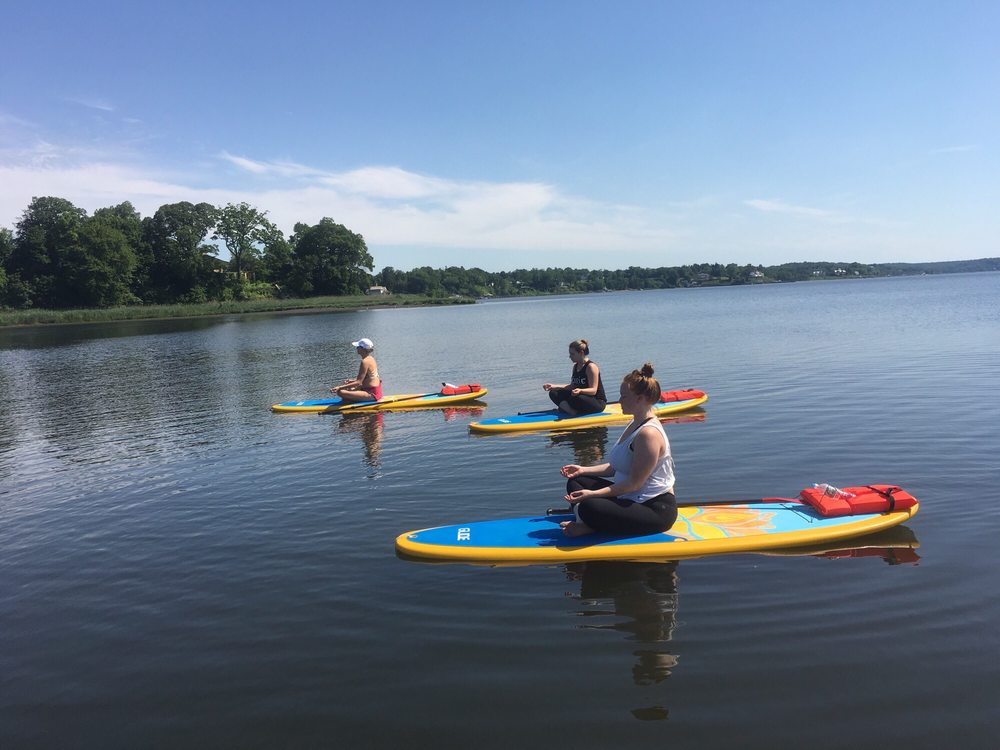 Flow Paddle Yoga: 7 Maple Ave, Red Bank, NJ