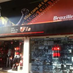 498e9ed8c Fla Loja Oficial do Flamengo - Artigos Esportivos - CLS 308 BL D lj ...
