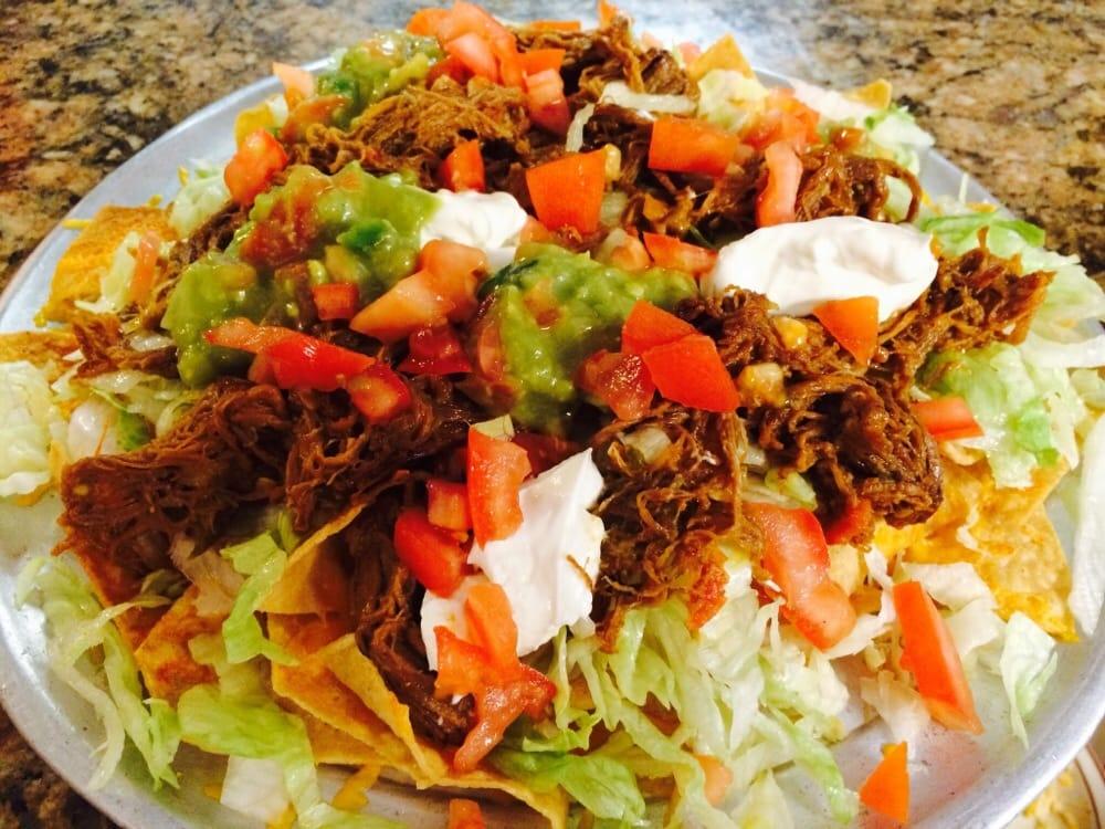 Nachos Mexicanos lo mejor en appetizers, nuestra página ...