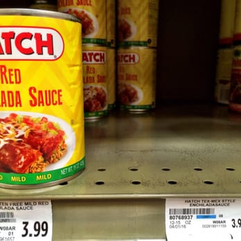 Hatch Enchilada Sauce Whole Foods