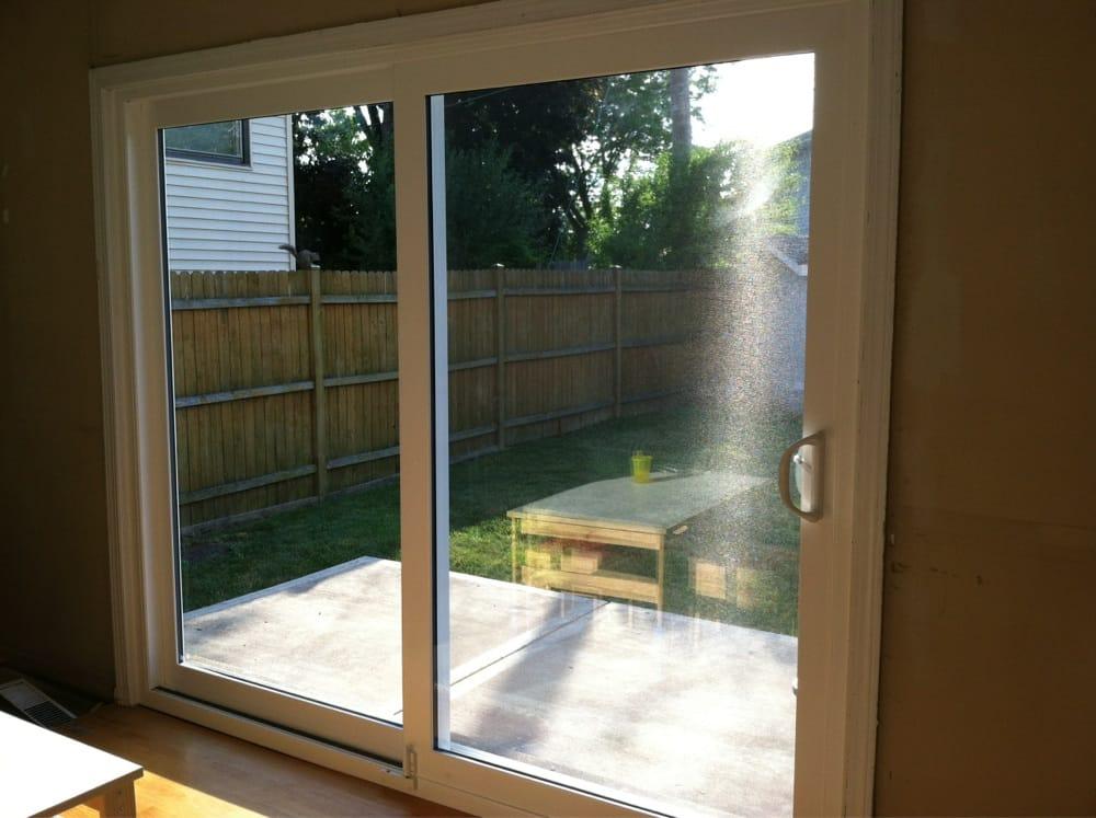 New Okna Patio Door Installed By Meister Windows Yelp