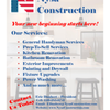 Nysa Construction: 10009 Picea Ct, New Market, MD