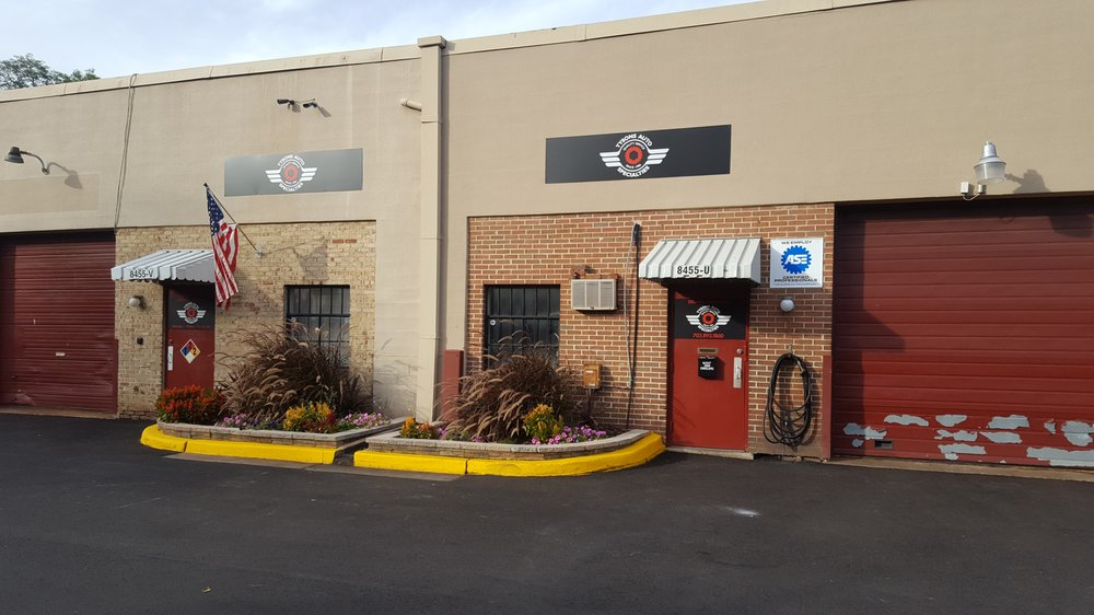 Tysons Auto Specialties: 8455 Tyco Rd, Vienna, VA
