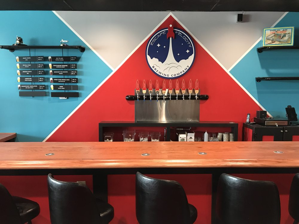 Escape Velocity Brewing: 405 Sagamore Pkwy S, Lafayette, IN