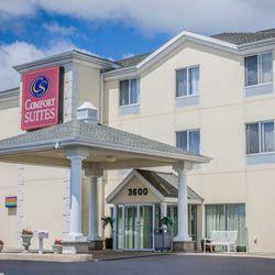 Photo Of Comfort Suites Escanaba Mi United States