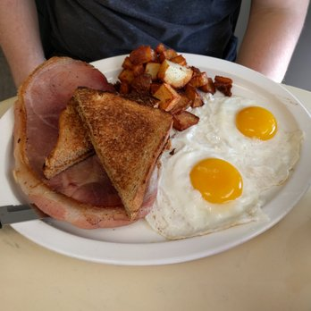 Photo Of Neighborhood Cafe Fort Walton Beach Fl United States Country Ham