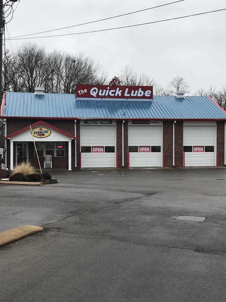 The Quick Lube Tire & Car Wash Home: 1789 Cedar St, McKenzie, TN