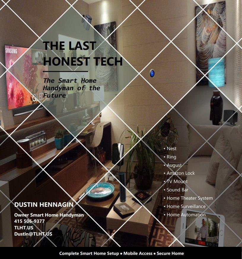 The Last Honest Tech: American Canyon, CA