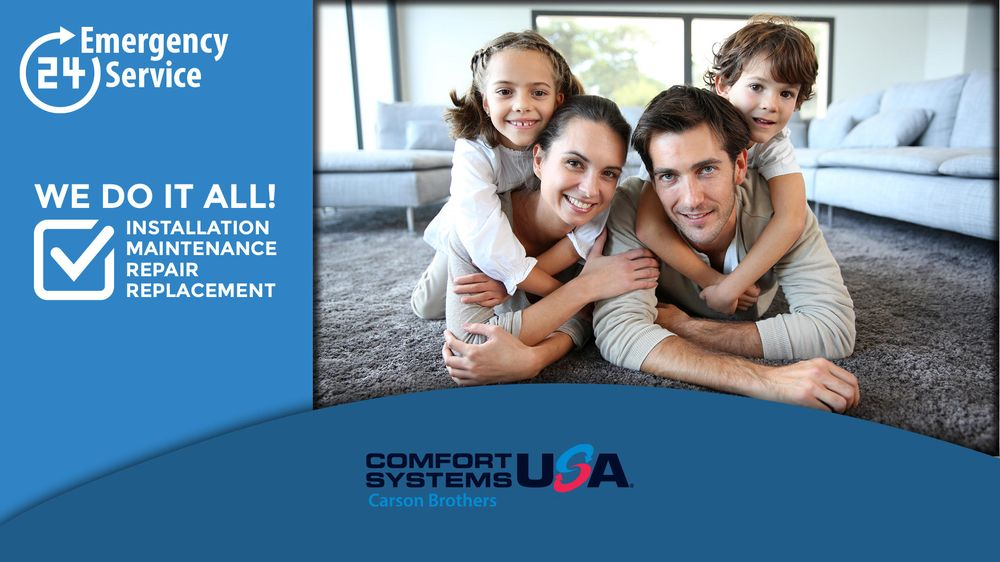 Comfort Systems USA Temp Right Service: 5818 Sandpiper Dr, Missoula, MT