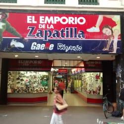 0b71dccef El Emporio de la Zapatilla - Zapaterías - Entre Ríos 966, Rosario ...