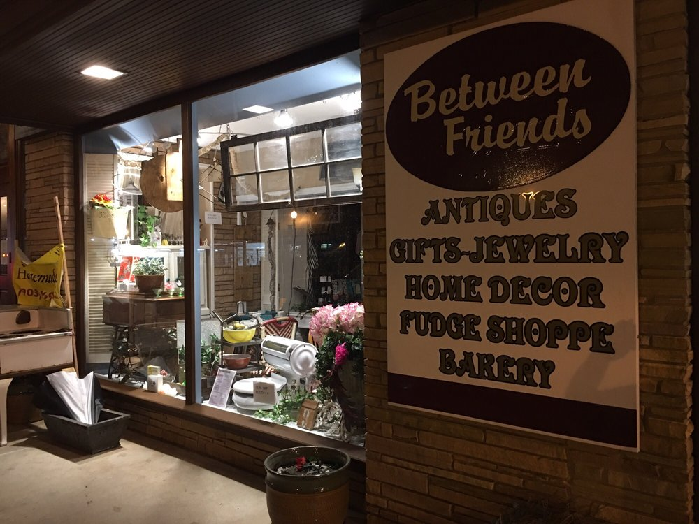 Between Friends: 114 E Broad St, Mineola, TX