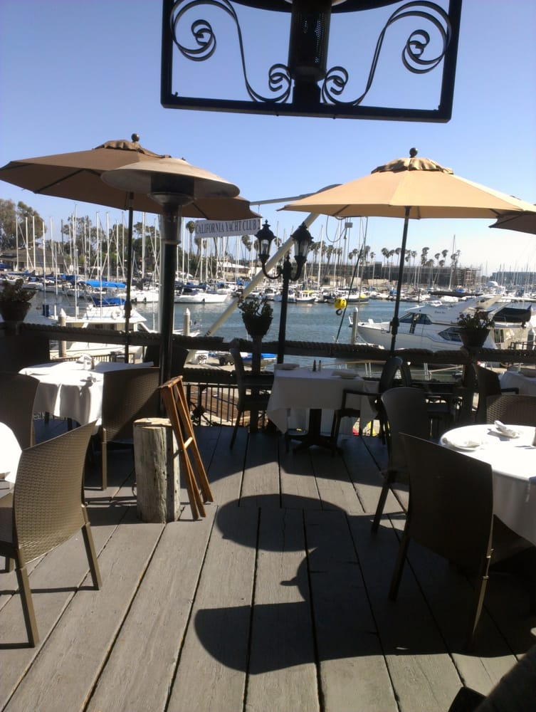 New Seafood Restaurant In Marina Del Rey