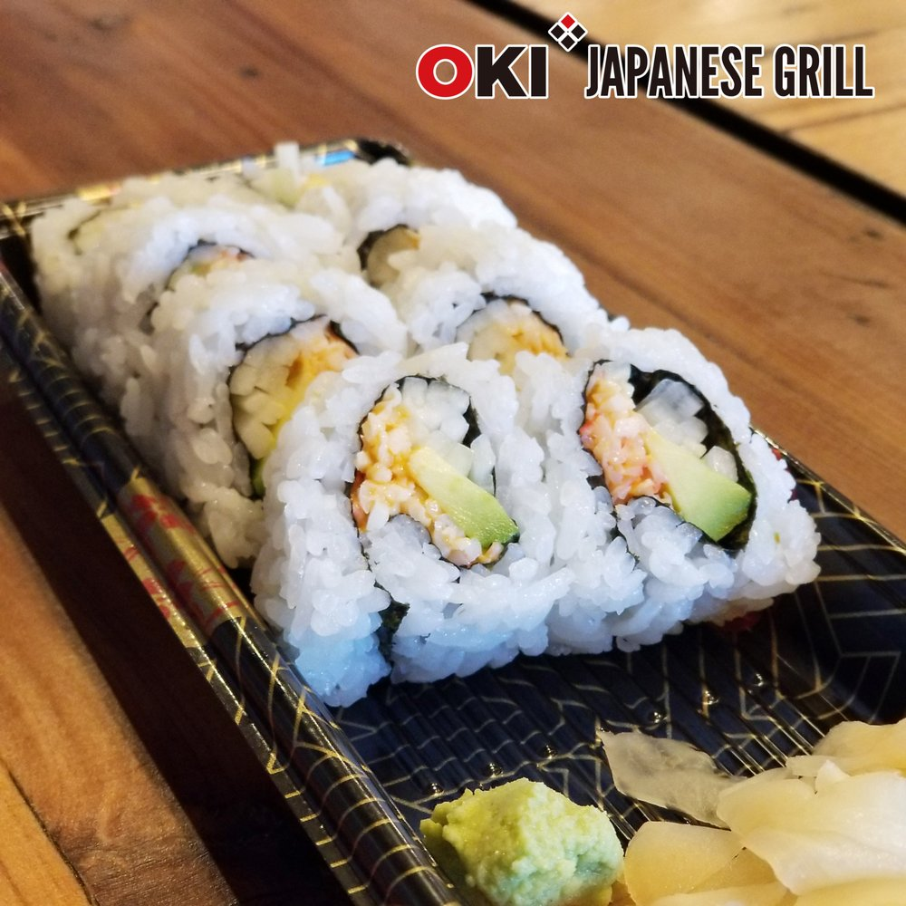 Oki Japanese Grill - Sushi & Hibachi: 1855 Dallas Pkwy, Plano, TX