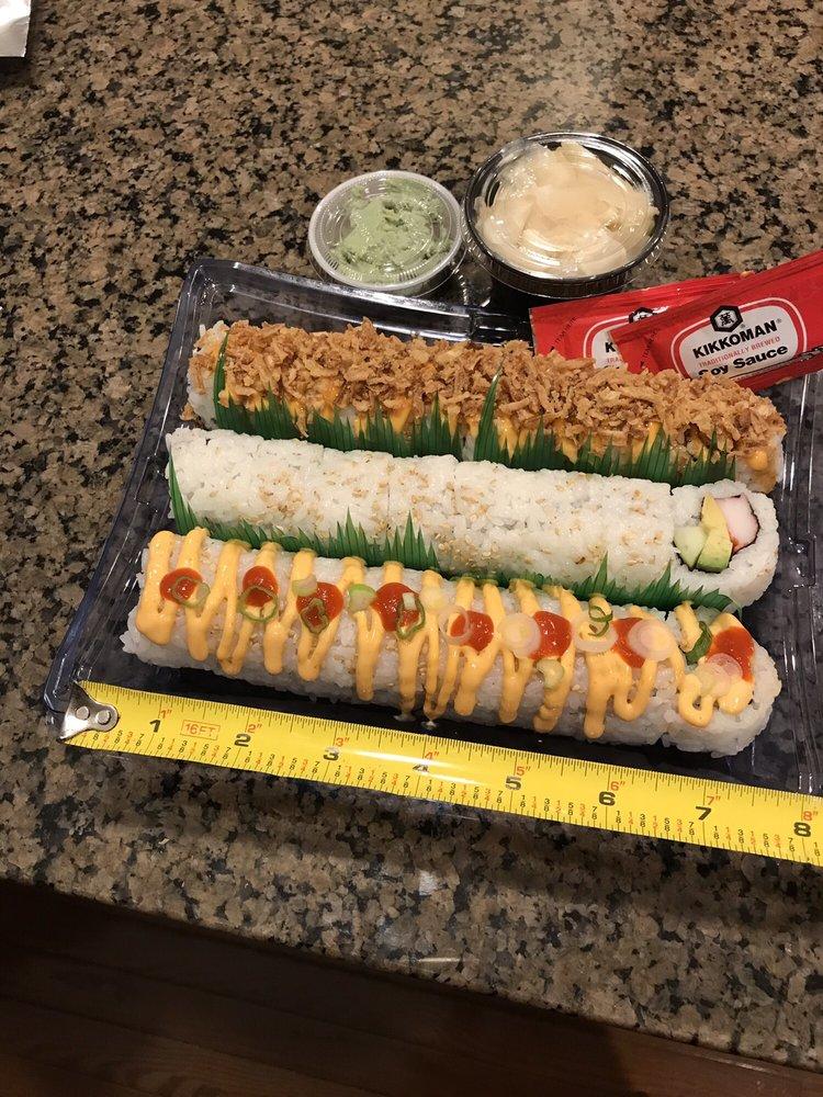 Burma Sushi & Salad