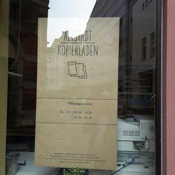 Altstadt Kopierladen Druckerei & Copyshop Kirschgarten 11