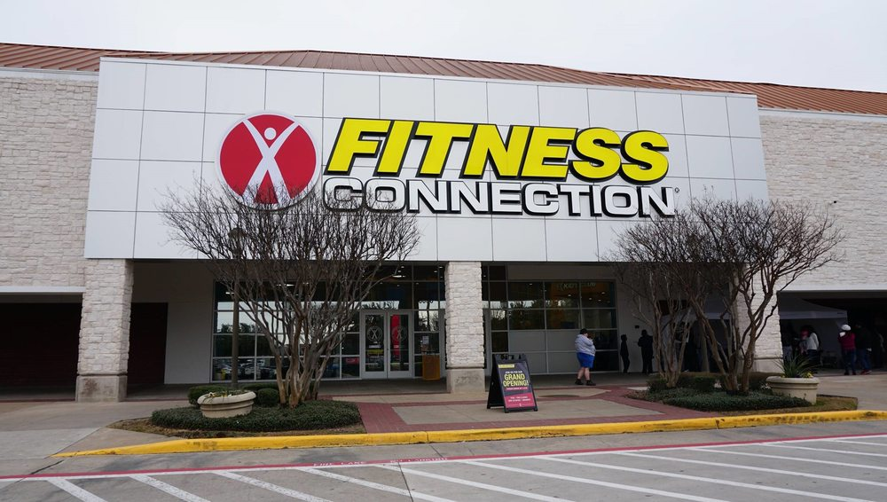 Fitness Connection - Hulen