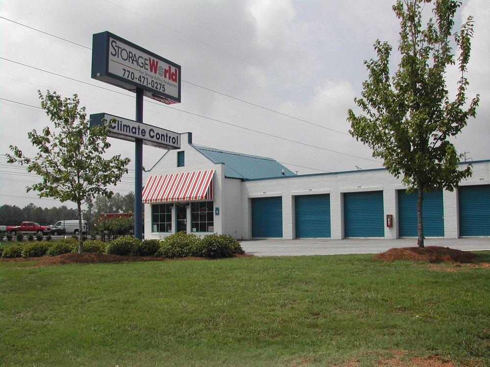 Storage World Jonesboro Self Storage Storage Units & Jonesboro Storage Units - Listitdallas