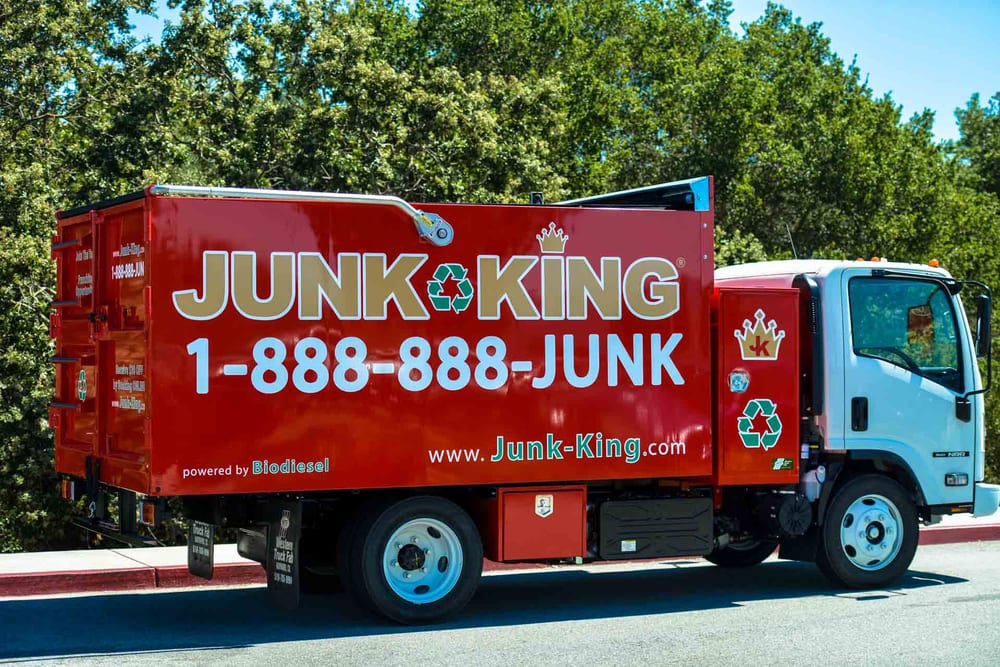 Junk King Indianapolis: 9840 North By Northeast Blvd, Fishers, IN