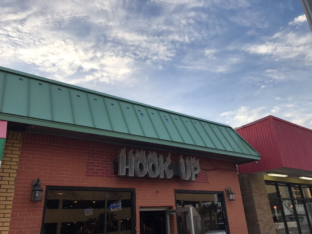 Hook up cafe