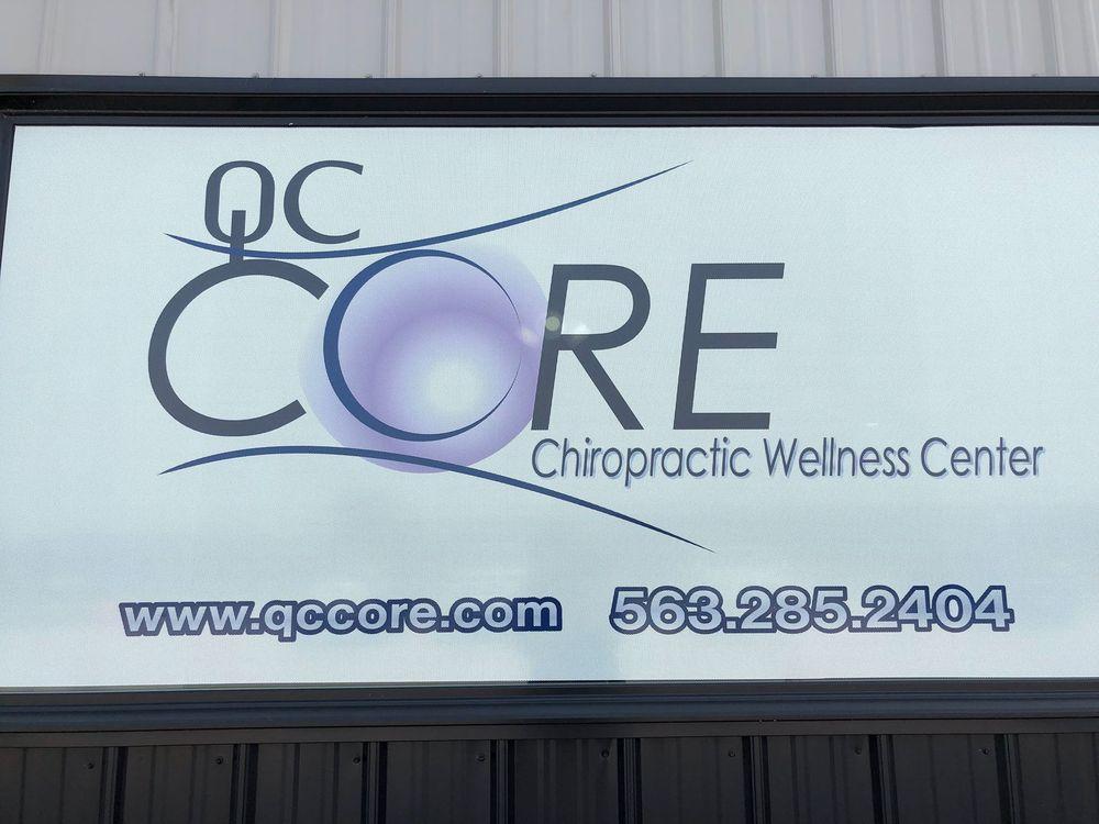 QC Core Chiropractic - Eldridge: 601 S 16th St, Eldridge, IA