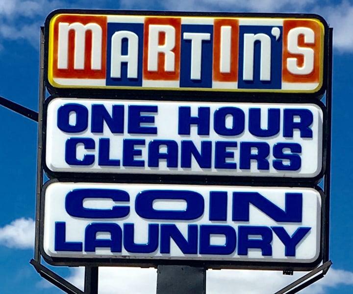 Martin's Cleaners: 1025 E Green Bay St, Shawano, WI