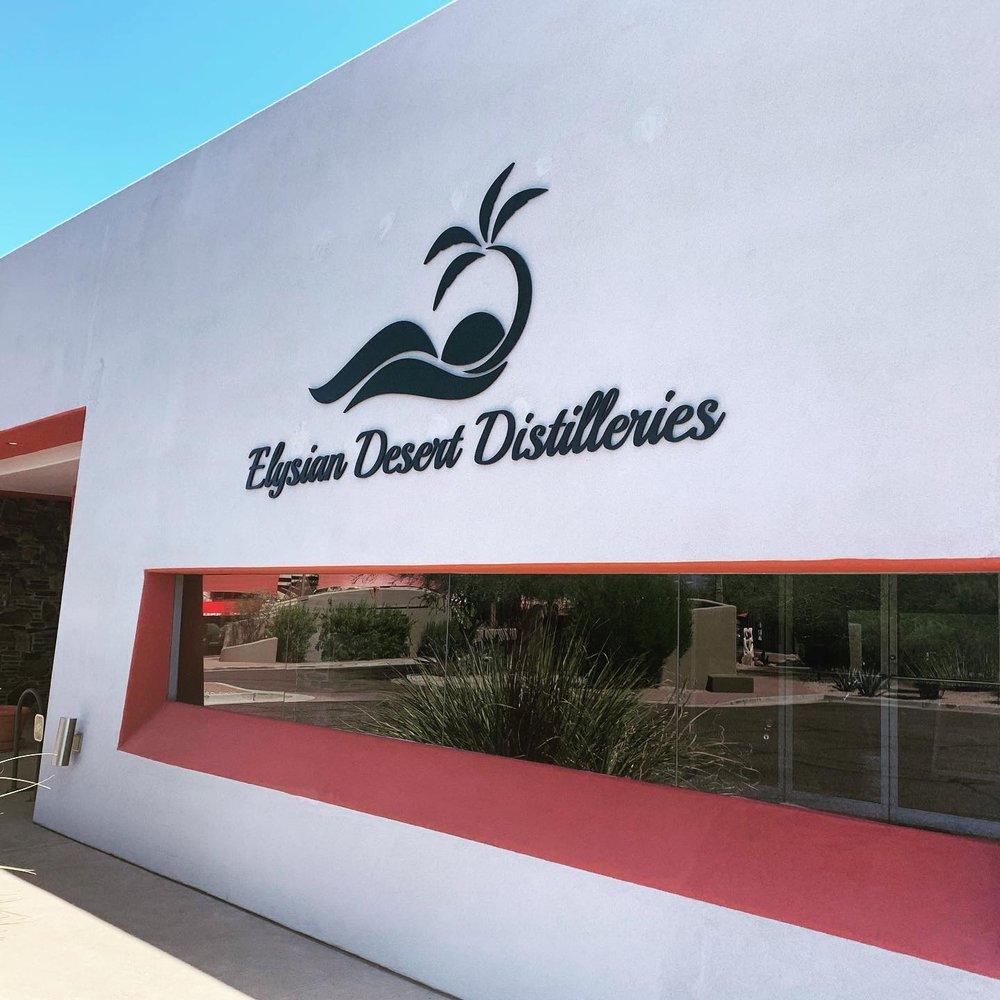 Elysian Desert Distilleries: 100 Easy St, Carefree, AZ