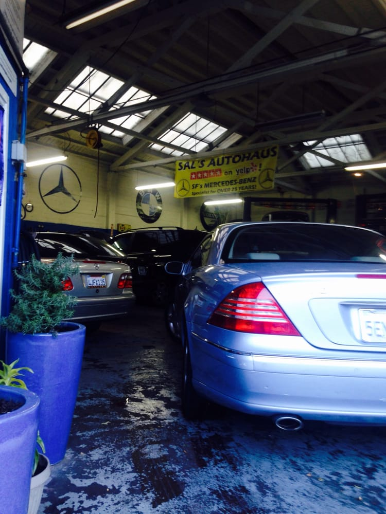 We are so blessed yelp for Mercedes benz service san francisco