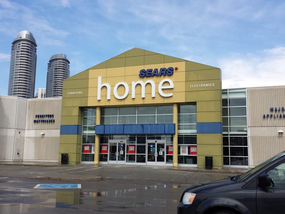 Sears Canada Furniture Stores 27 William Kitchen Road Scarborough Scarborough On Phone