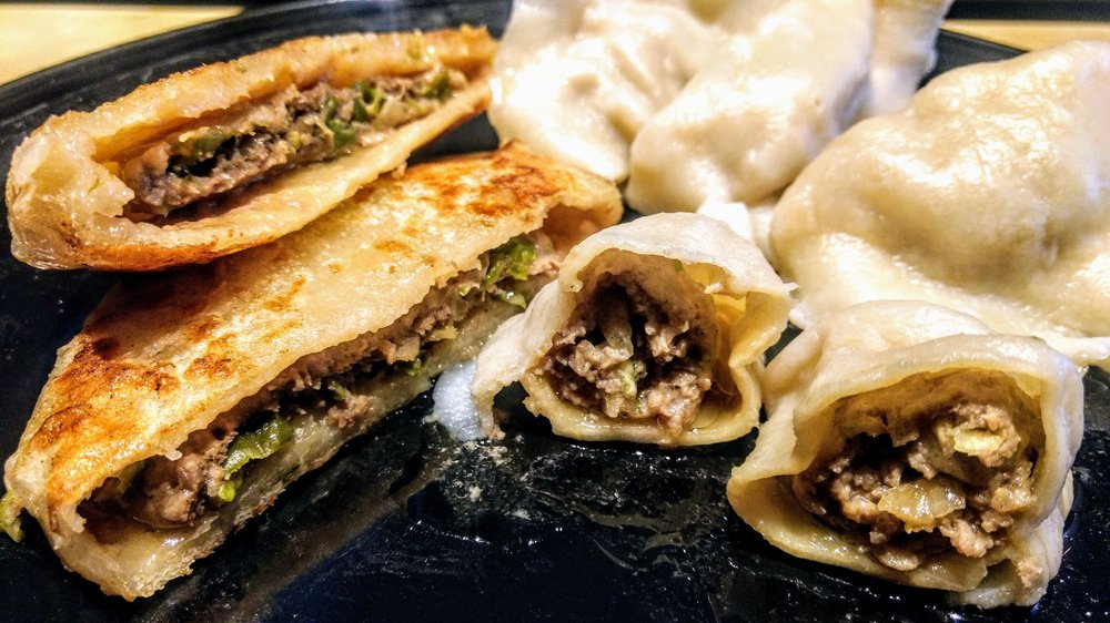 Harbin Dumplings: 1019 Q Ave, Anacortes, WA