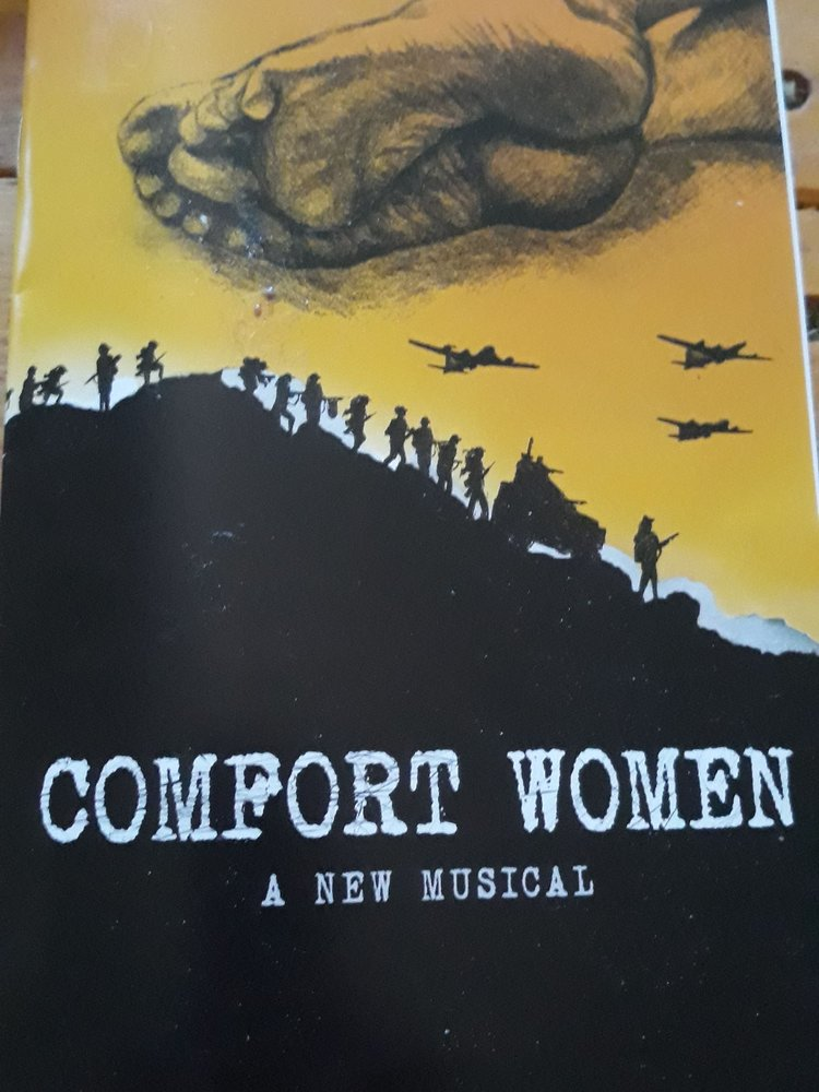 COMFORT WOMEN - A New Musical