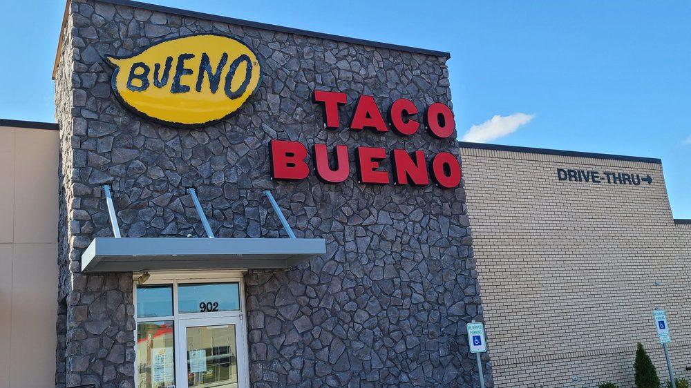 Taco Bueno: 902 E Trudgeon Rd, Henryetta, OK