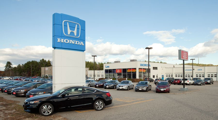 Lee Auto Mall >> Lee Honda In Auburn One Of The Four New Car Dealerships