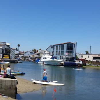 Paddle Boarding Seal Beach The Best Beaches In World