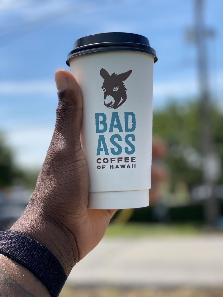 Bad Ass Coffee of Hawaii
