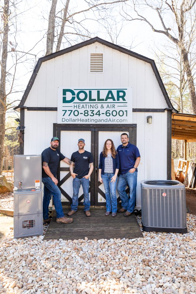 Dollar Heating & Air: 110 Sweetbriar Ln, Carrollton, GA