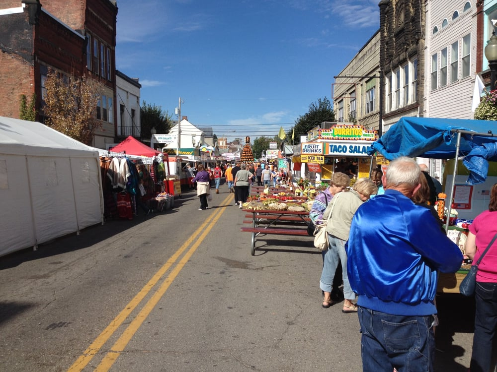 Barnesville Pumpkin Festival: Barnesville, OH